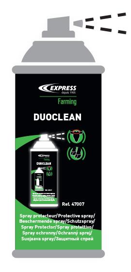 Spray protecteur Duoclean Réf. 47007