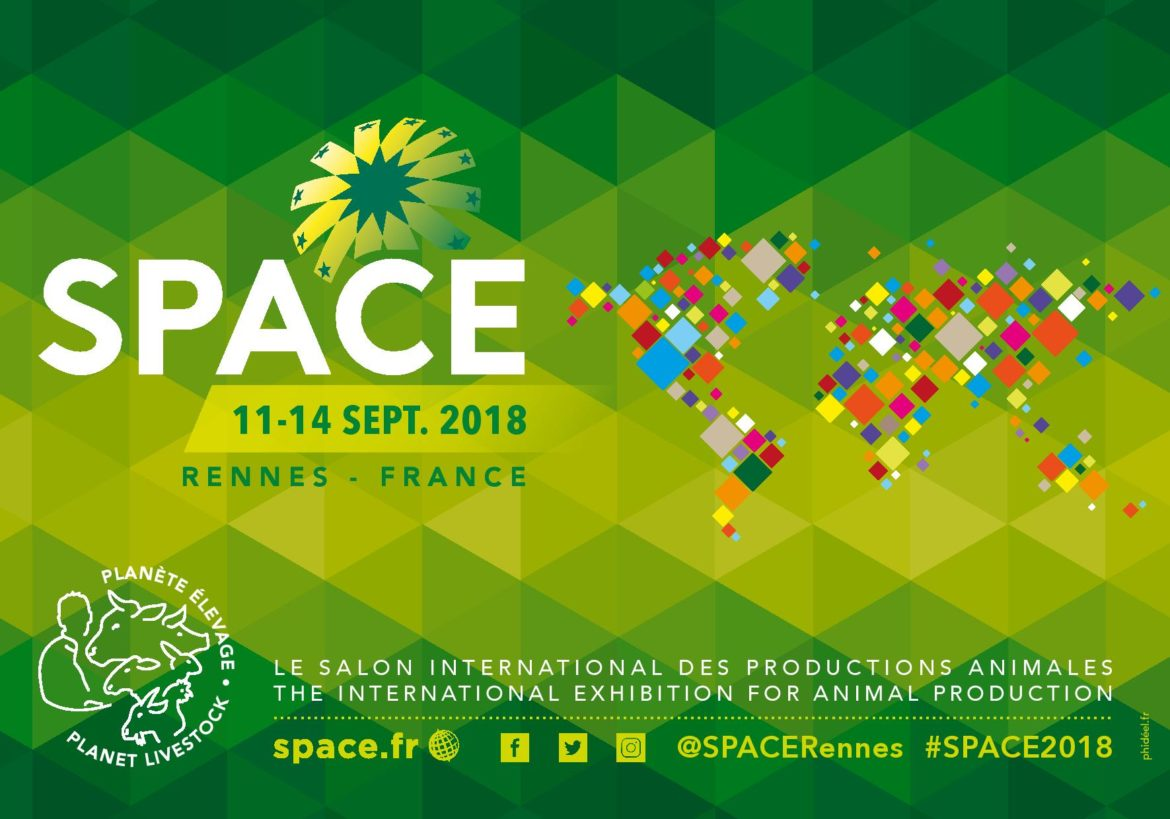 SPACE 2018 A RENNES