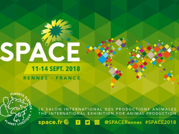 Space 2018 is an opportunity to meet!