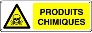 Les produits chimiques sont dangereux et souvent bannis